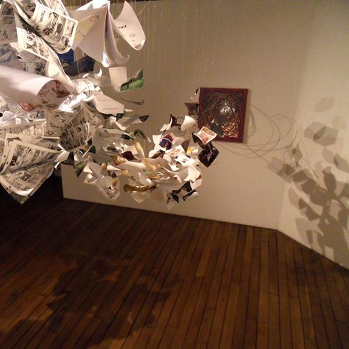 2011/ Maison des Arts Solange Baudous, Évreux (27)